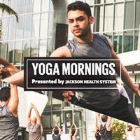 NWS Yoga Mornings Presented by Jackson Health