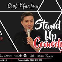 Stand-up Comedy cu Adi Bobo si Cristian Manolescu