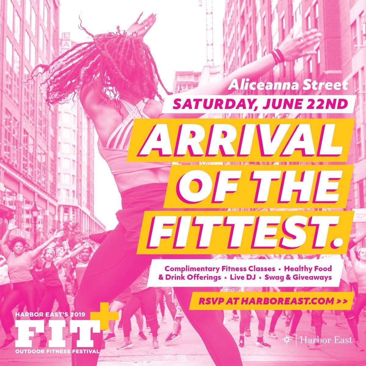 FIT Fitness Festival