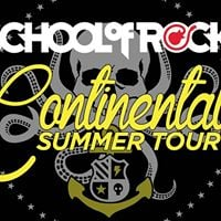 School of Rock Continental Summer Tour - Houston TX