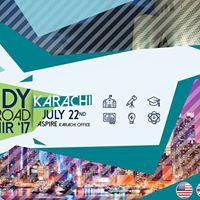 Aspire Study Abroad Fair Day 1 KHI