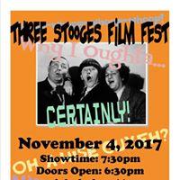 Three Stooges Film Fest