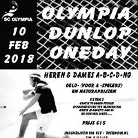 Olympia-Dunlop One-day