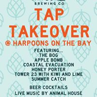 Tap Takeover at Harpoons On The Bay