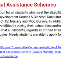 Bursary Application period for January Intake Students