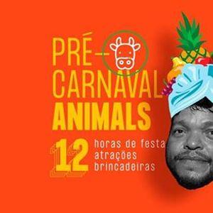 Pr-Carnaval Animals