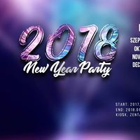 New Year Party 2017-2018