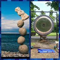 Meditazione Stone Balancing tra i suoni del Gong e della natura