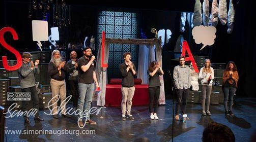 GRAND SLAM - Poetry Slam in Augsburg