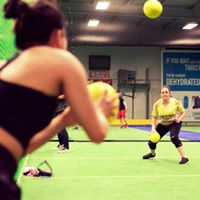 Womens Dodgeball Tournament
