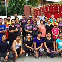 Pinkathon Training week4Guwahati