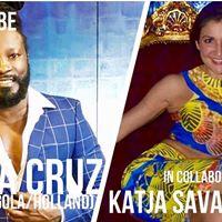 Kizomba-Kurse bei Fusin Caribe mit DINO DA CRUZ &amp KATJA SAVASTANO