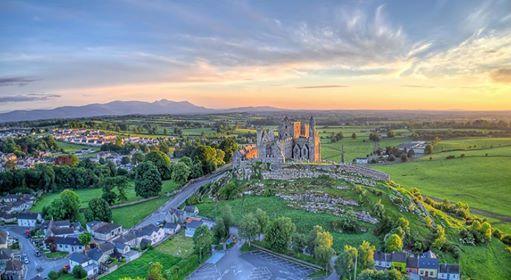 Gratis rejseforedrag Kr-selv i Irland