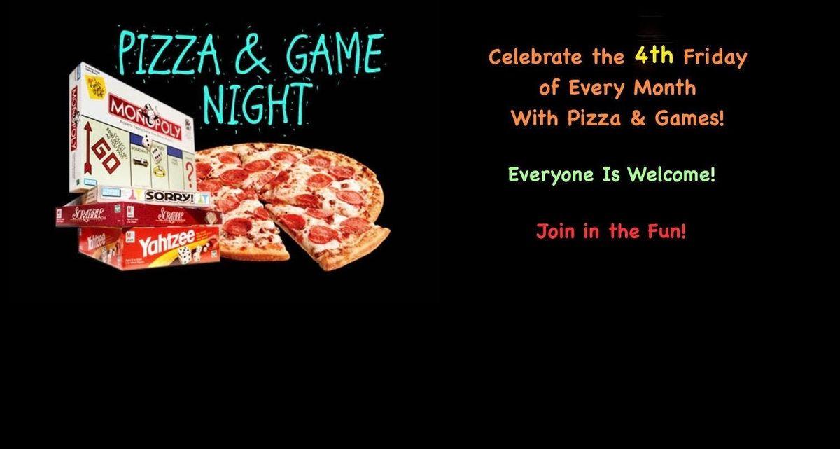 4th Friday Game Night