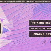 Madhouse Underground &amp BassBunny Productions Present Sub Rosa