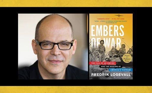 Vietnam War Speaker Series Fredrik Logevall