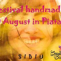 Festival Handmade Creative Buzz la Sibiu - ediia 13