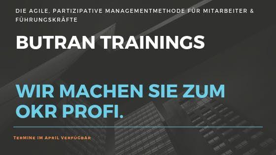 Objectives & Key-Results  Ihre OKR-Schulung im Raum DsseldorfKlnBonn