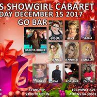 Athens Showgirl Cabaret at Go Bar