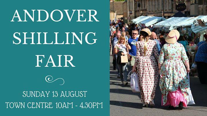 Andover Shilling Fair 2017