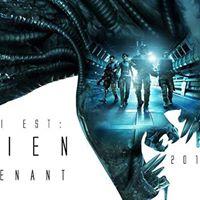 SZTE EHK Mozi est - Alien Covenant