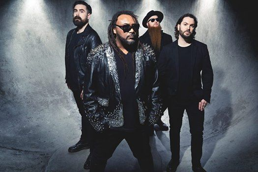 Skindred w The Bastard Sons & Feed Them To The Forest