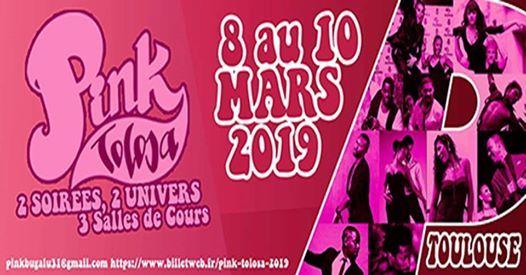 Pink Tolosa 2019
