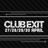 Weekend 27282930 april  Club EXIT Osijek