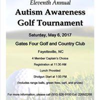 Autism Awareness Golf Tournament