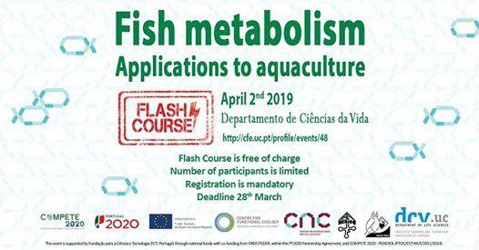 Fish Metabolism - applications to aquaculture