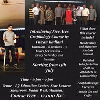 Five Aces Graphology Course by Pawan Badlani