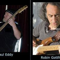 Music - Robin Gottfried Band at twiggs