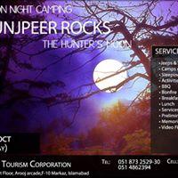 Full Moon Night Camping in Punjpeer Rocks