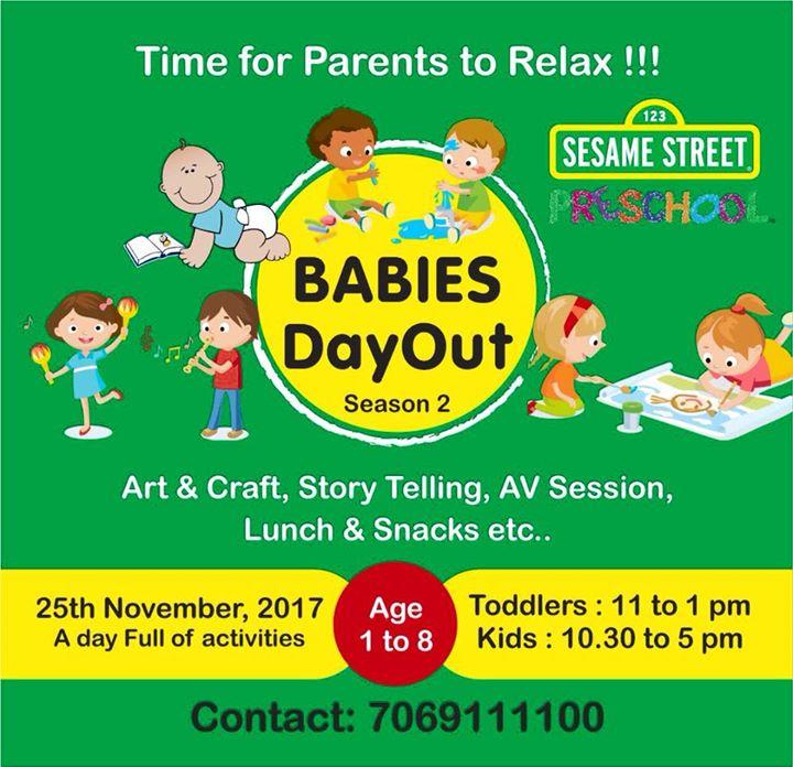 Sesame Street Preschool Piplod, Surat