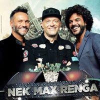 Nek Max e Renga in concerto