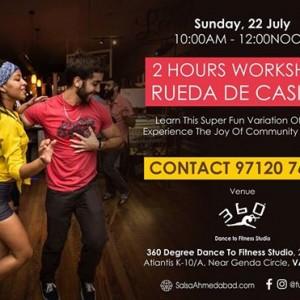 Dance Workshop Rueda de Casino (Vadodara)