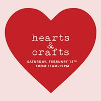 Hearts and Crafts with Kids Made Modern