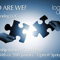 Understanding Logan Uniting Church Seminar