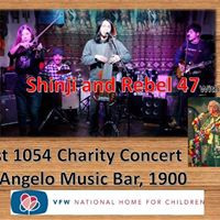 Charity Concert for the VFW Natl Home