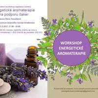 Energetick aromaterapie na podporu aker s Hannou Tomkovou
