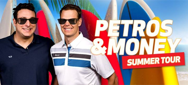 Image result for Petros and Money show
