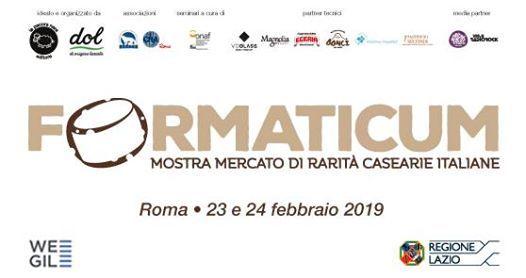 Formaticum mostra mercato di rarit casearie italiane