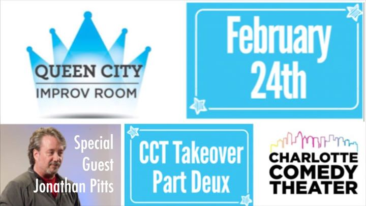 CCT Takeover featuring Jonathan Pitts