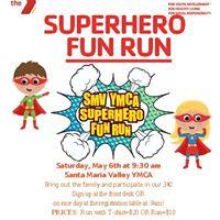 Y Super Hero Fun Run