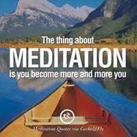 Meditation Workshop - For inner peace
