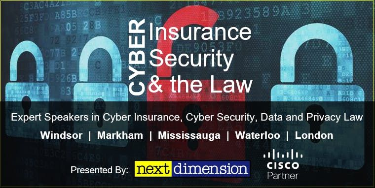 Cyber Insurance Security and the Law Protecting your Business