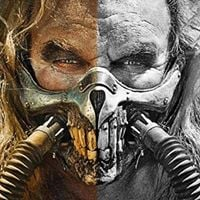 Mad Max Fury Road Black and Chrome Friday Late Night at the Rio