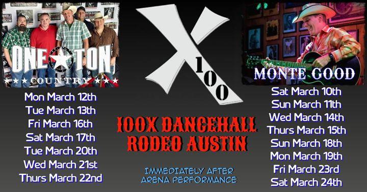 100X Dancehall - Rodeo Austin