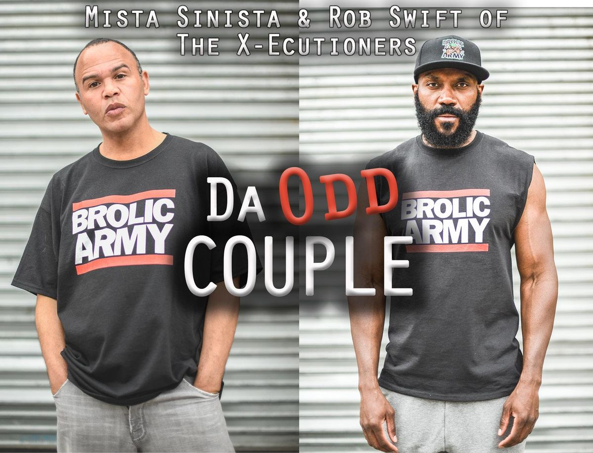 Da Odd Couple
