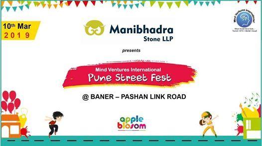 Pune Street Fest Baner-Pashan Link Rd